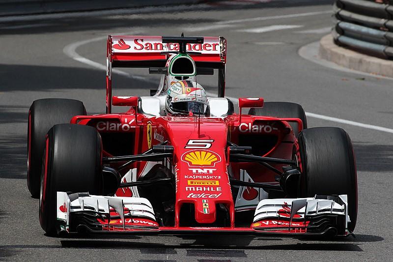 Monaco, Libere 3: Vettel fa risorgere la Ferrari davanti a Hamilton