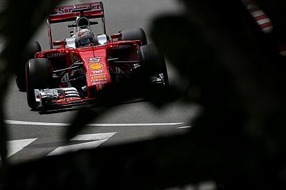 Monaco GP: 3. antrenman seansının lideri Vettel