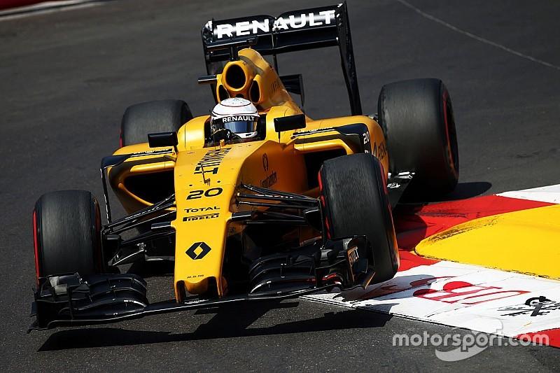 Renault витратили три жетони на оновлення двигуна перед Монако