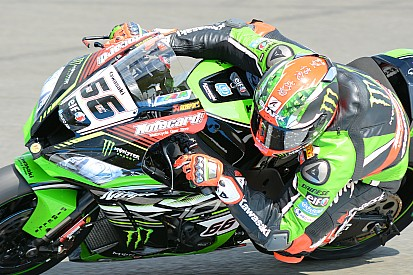 WSBK Donington: Sykes domineert kwalificatie, Van der Mark P13