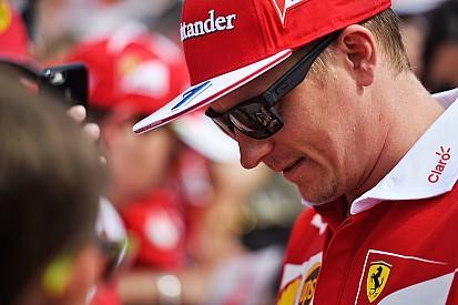 Vettel no ve ninguna razón para no renovar a Raikkonen