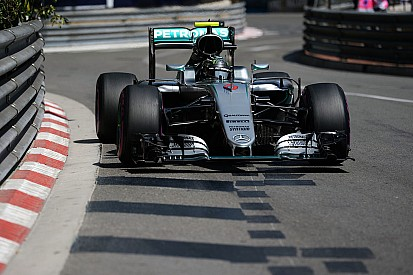 """Rosberg - Une pole """"jamais à ma portée"""""""