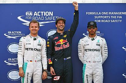 Ricciardo savoure et mise sur une stratégie différente