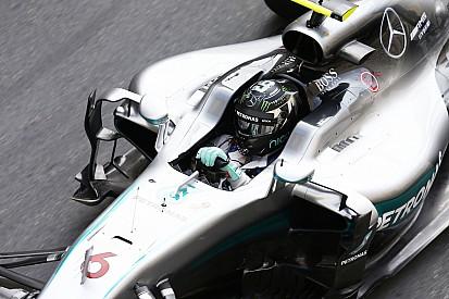 Rosberg: Pole için yeteri kadar hızlı değildim