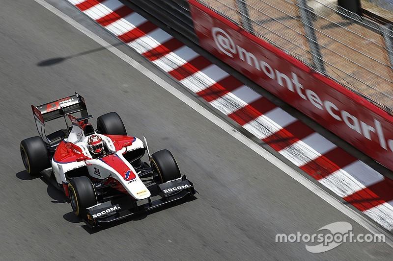 GP2 Monaco: Matsushita pakt winst in sprintrace