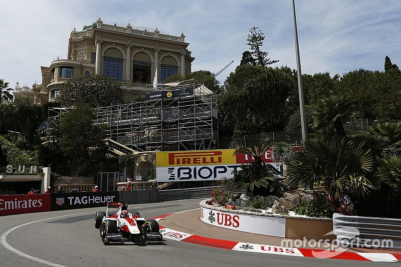 Matsushita senza rivali domina Gara 2 a Monaco