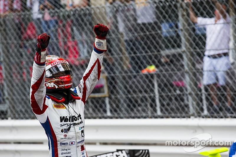 Matsushita comanda corrida 2 da GP2 em Mônaco