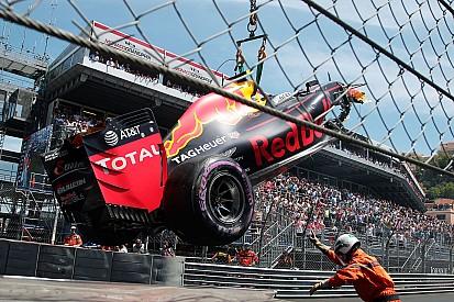Verstappen partira des stands avec un nouveau châssis