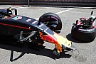 Verstappen saldrá desde el pit lane tras cambiar el chasis de su Red Bull