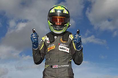Norris escluso dopo le Qualifiche, la pole va a Fenestraz