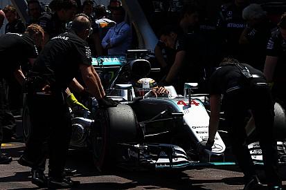 Mercedes a une crise de fiabilité à gérer