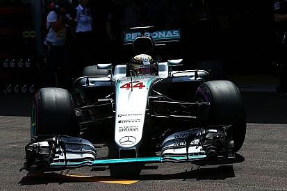 Hamilton doma la pioggia nel Principato. Ricciardo tradito al pit stop