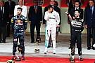 Hamilton logra la victoria en Mónaco y