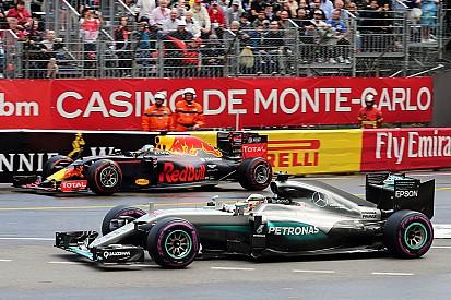 """Ricciardo - """"Deux week-ends d'affilée où je me fais avoir"""""""