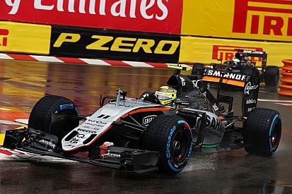Un splendide podium monégasque pour Sergio Pérez et Force India