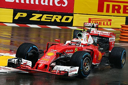 """Raikkonen: """"Ho perso l'anteriore a velocità ridotta. Brutto weekend"""""""