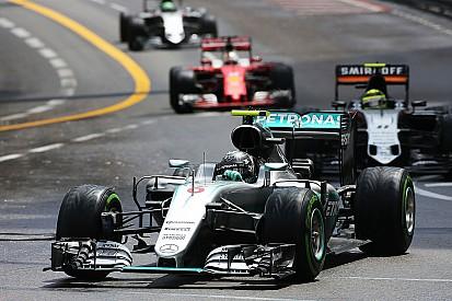 Rosberg decepcionado por el resultado en Mónaco