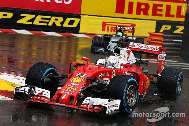 """Vettel: """"Hadden het podium moeten halen"""""""