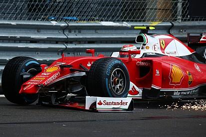 Pas de pénalité pour Räikkönen après son accident