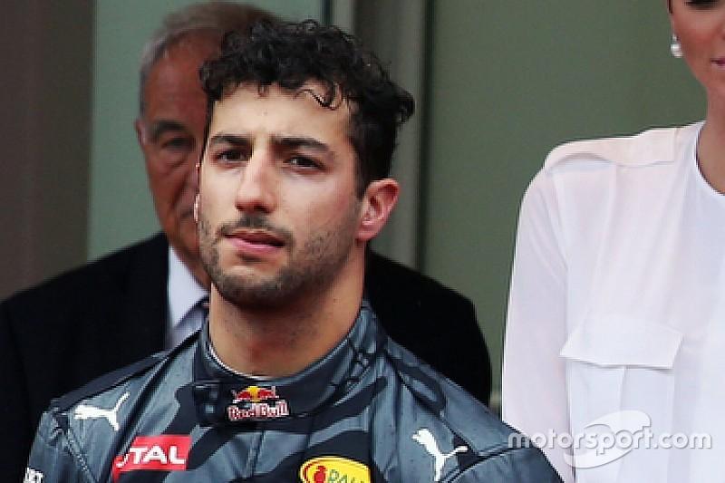 """Ricciardo: """"Il pit stop non è stata una mia scelta. Il team non era pronto!"""""""