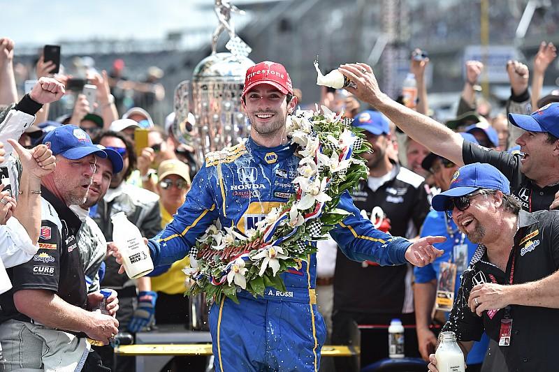 Alexander Rossi remporte le centième Indy 500 !