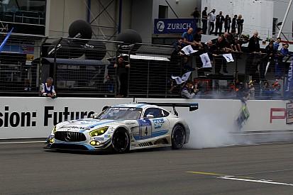 Nurburgring 24h: Mercedes domina el podio
