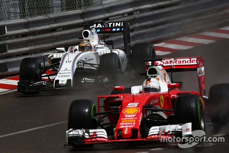 Vettel a perdu toutes ses chances dans le trafic