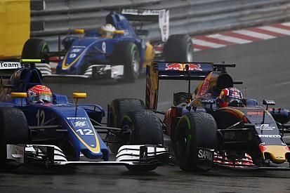 """Ericsson: Nasr kazası öncesi Sauber bana """"atak yap"""" dedi"""