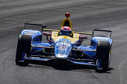 Rossi incrédule après sa victoire à l'Indy 500!