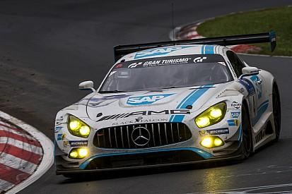 Mercedes signe le quadruplé aux 24 Heures du Nürburgring
