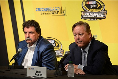 """France: NASCAR gets """"maligned a lot"""" for falling short on expectations"""