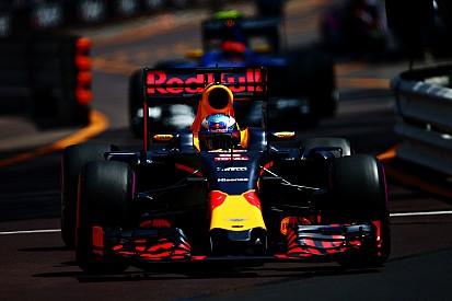 Pourquoi l'arrêt au stand de Ricciardo a capoté