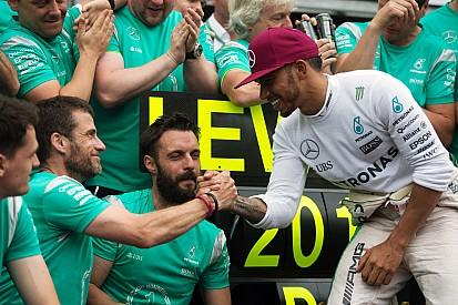 Wolff: Monaco zaferi Hamilton ile aramızı güçlendirdi