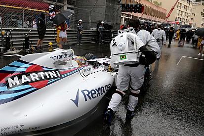 Monaco GP: En hızlı pit stop yine Williams'tan geldi