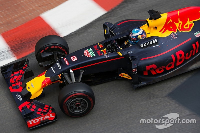 Horner - Pas de lien entre les deux récentes défaites de Ricciardo
