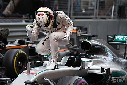 Monaco Grand Prix'sinden özet görüntüler