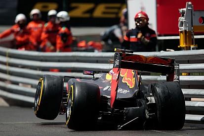 Red Bull - Verstappen va apprendre de ses crashs