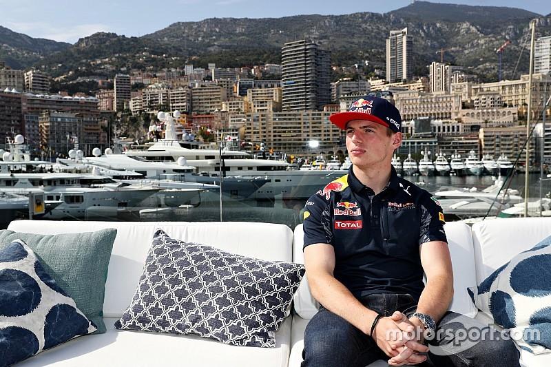 Topshots - Een bewogen weekend voor Max Verstappen in Monaco