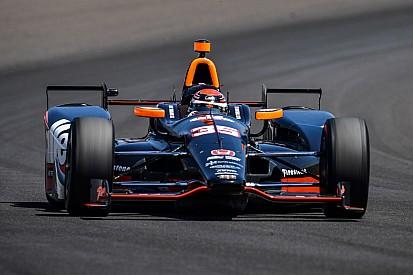 Alex Tagliani termine 17e lors de la 100e édition du Indy 500