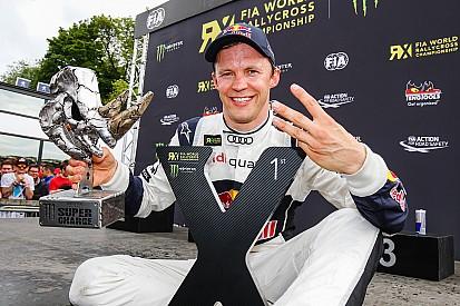 """Ekström prévoit """"d'autres luttes avec Solberg"""" cette saison"""