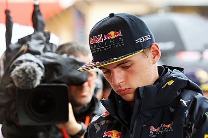 Verstappen kaza nedeniyle Red Bull'dan özür diledi