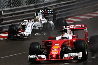Vettel, Monaco'da kaçan şans için sorumluluğu üstlendi