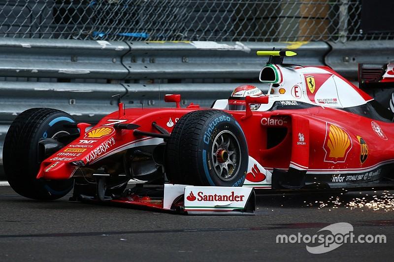 """Ferrari - Räikkönen """"n'a jamais aimé"""" Monaco"""