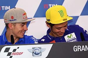MotoGP Commento Randy Mamola: Valentino e Vinales, amici con la data di scadenza