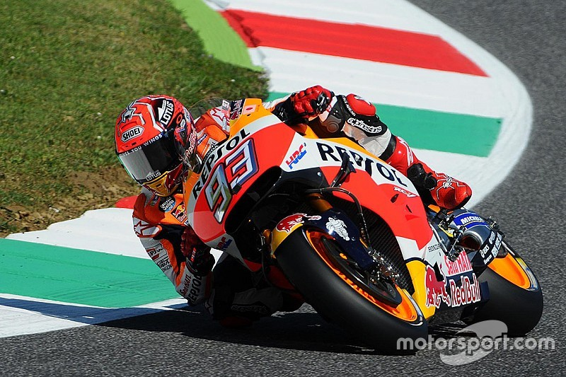 """""""Honda será mi moto el año que viene"""", confirma Márquez"""