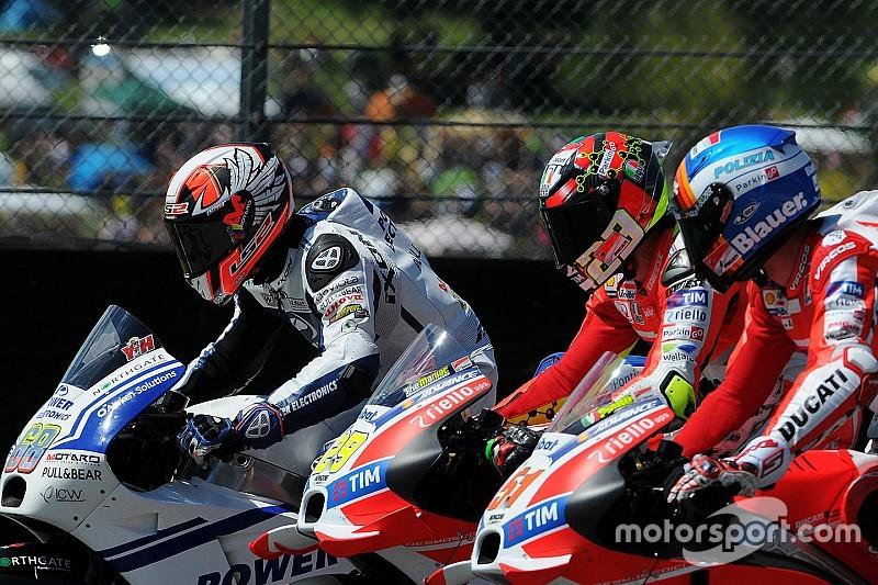 У России должны быть этапы MotoGP и WSBK, считает Яхнич