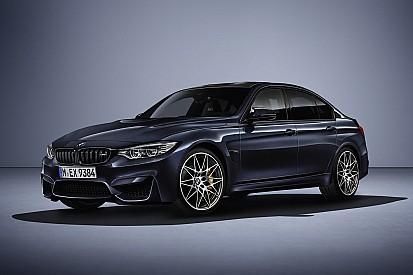 BMW M3, la versione speciale per i suoi primi 30 anni