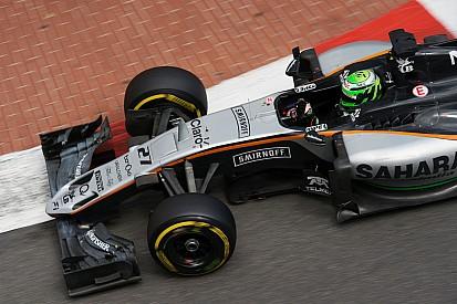 Force India: Un error de estrategia costó el podio a Hulkenberg