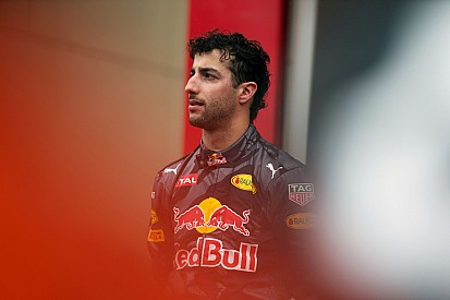 "Ricciardo: ""Nunca pude estar cerca de un título mundial"""
