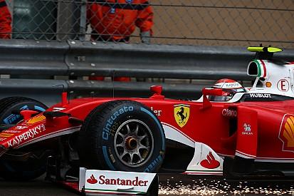 Ferrari: Raikkonen Monaco'yu sevmiyor